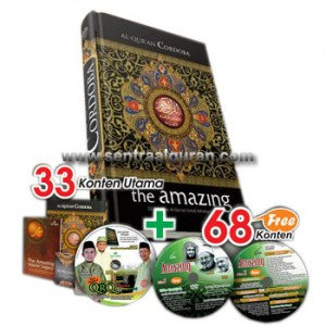 Al Quran Cordoba Amazing 101 in 1