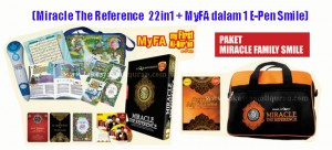Paket Miracle Family E Pen