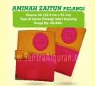 Al-Quran Wanita Alfatih Aminah Zaitun Pelangi