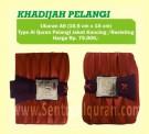 Al-Quran Wanita Alfatih Khadijah Pelangi A6