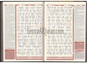 AlQuran Mutif Hijaz A5