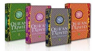 Al Quran Dan Terjemahan Maghfirah Tajwid Al-Al-Qudduus