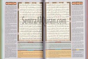 Al-Qur'an Maghfirah Pustaka Tajwid Pelangi Al-Qahhaar