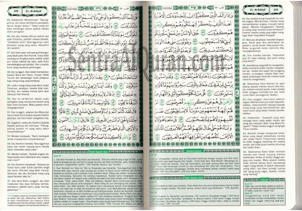 AlQuran Terjemah Maghfirah Alghafur