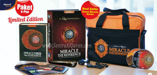 Syaamil Quran Miracle 66in1 Epen