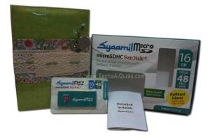 Aplikasi Syaamil MicroSD Family Reference Azalia