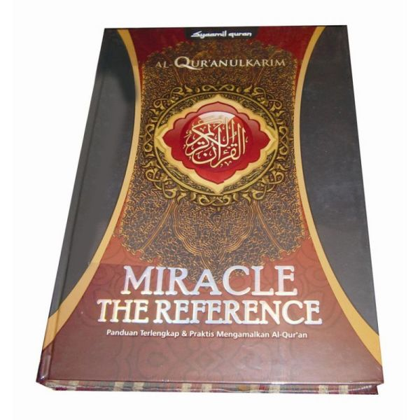Alqur'an syaamil miracle the refference 66in1