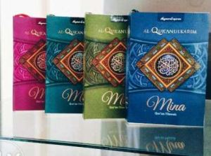 Al-Qur'an Mina Soft Cover A6