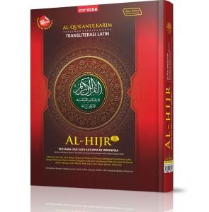 Al-Quran terjemah perkata transliterasi Al-Hijr Merah