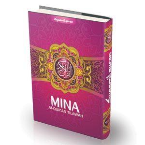 Al-Qur'an Tanpa Terjemah Mina A4