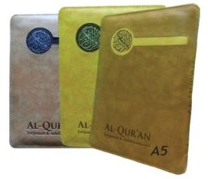 AlQuran Terjemah Al Hanan Eksklusif A5