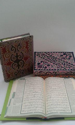 Al-Qur'an Albis A5 terjemah perkata warna