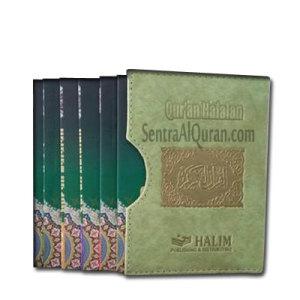 AlQuran Hafalan Per 5 Juz AlHalim
