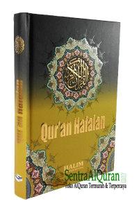 AlQur'an Hafalan AlHalim Ukuran Sedang