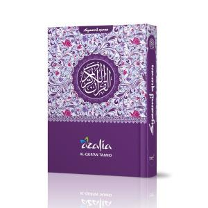 Syaamil Quran Wanita Azalia A5 Hardcover