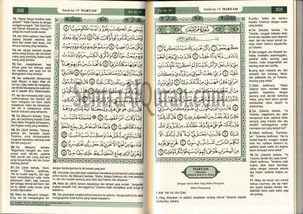 jual alquran murah terjemahan untuk wakaf quran
