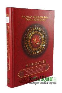 AlQur'an Perkata Tajwid Kode Angka ALHidayah A4