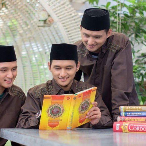 Penghafal Quran Trio Hamanis AlQuran Al-Hafidz
