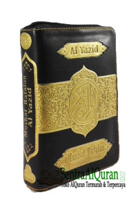 AlQuran Mushaf Hafalan Al-Yazid A6 Resleting