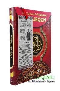 Al-Quran Souvenir Tahlilan 100 Hari