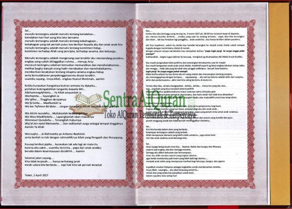 Al-Quran-Souvenir-40-hari-suami-meninngal-sisipan
