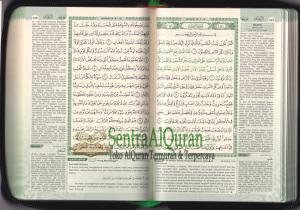 Al-Qur'an Al-Aqso A6 Qur'an Terjemahan