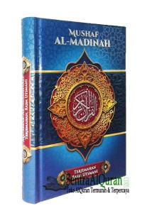 Mushaf Almadinah Quran Terjemah Rasm Utsmani A5
