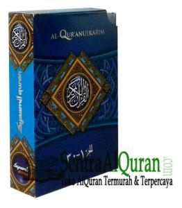 Al-Qur'an Saku Per 5 Juz Mina Syaamil Quran