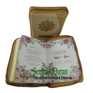 AlQur'an Souvenir Pengajian Jelang PernikahanAlQur'an Souvenir Pengajian Jelang Pernikahan