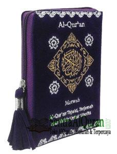 Al Quran Pelangi Beludru Marwah Terjemah Tajwid A6