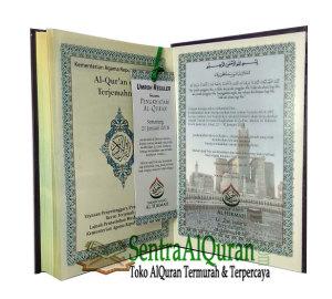 Grosir AlQur'an Souvenir Umroh Terjemahan