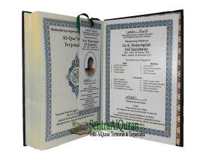Grosir AlQuran Terjemah Souvenir Mengenang Wafat