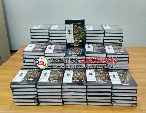 emesanan 150 pcs Al-Qur'an Souvenir Orang Meninggal