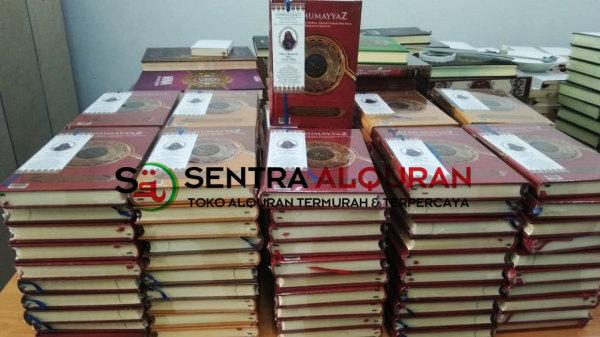 Bukti Transfer Pembayaran DP untuk pemesanan 100 pcs  Al-Quran Al-Mumayyaz Tajwid Warna A5 Souvenir 100 Hari Orang Meninggal