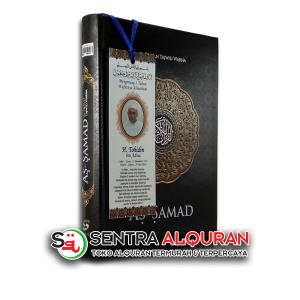 Alquran Souvenir Pengajian Mushaf Tajwid (Plus Goodybag)