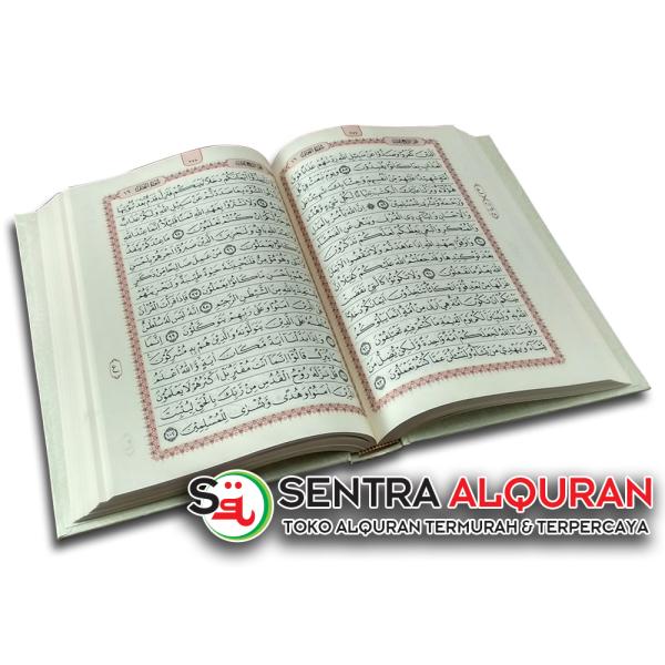AlQuran Wakaf Keluarga Besar