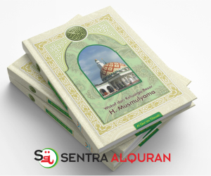 Sentra AlQuran Custom Cover