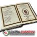 Al Quran Souvenir 100 Hari Terjemahan Tajwid Cover Eksklusif