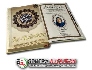 AlQuran souvenir 40 hari meninggal