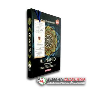 Grosir Souvenir Tahlilan AlQur'an Wakaf Murah Al-Hamid A5